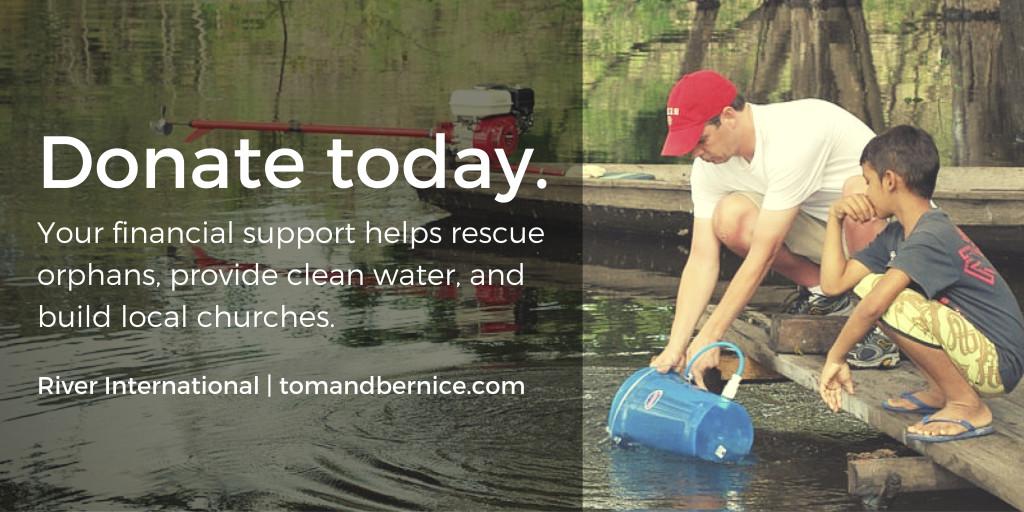Donate - tomandbernice.com